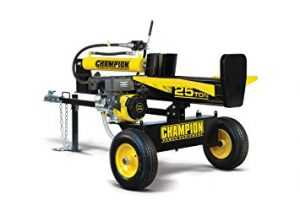 Best Log Splitters - Gas