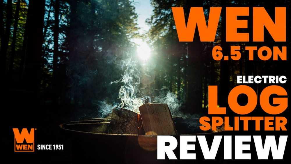 WEN Log Splitter Review